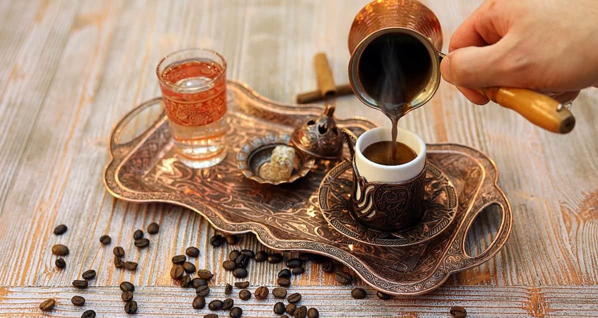 راهنمای خرید قهوه جوش ترک-گرین لیست